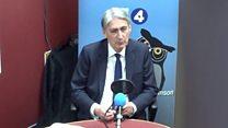 Hammond warns next PM not to 'sideline' Parliament