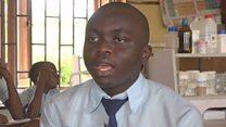 'Mahadum dị na Ghana nyere m 'scholarship' maka ịkacha mee ọfụma na Jamb'