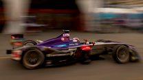 Formula E: Driving Change - A Newsbeat documentary