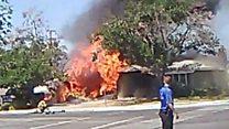 California earthquake hits homes and businesses