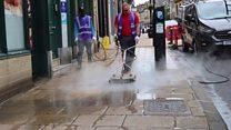 Keeping Bradford clean