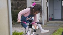 Second-hand bikes making a difference to refugees