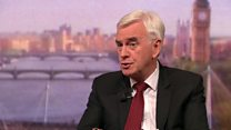 McDonnell: Labour must reach a Brexit position