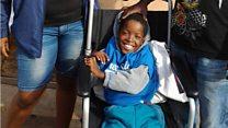 Donating wheelchairs: What a Wheelie Good Idea