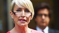 Heather Mills' 'joy' at phone-hacking settlement