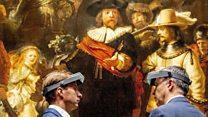 Amsterdam's Rembrandt restoration live-streamed