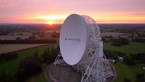 Jodrell Bank gains Unesco World Heritage status