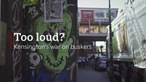 The war on buskers