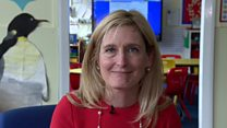 'I want to get children reading for the joy of it'