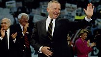 Ross Perot: 'I've lived the American Dream'