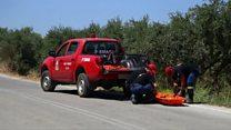 Greek police find body of missing US scientist