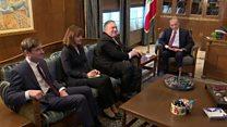 تحریم دو عضو پارلمان لبنان از سوی آمریکا به دلیل ارتباط با ایران