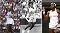 The woman who inspired Serena and Coco
