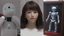 Robot-robot yang siap gantikan peran manusia