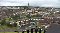 Derry monument opens after 46 years