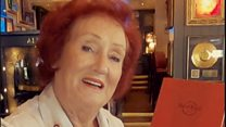 Video  Meet Rita - server to the stars for 48 years