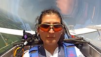 Shortage of women in competitive gliding