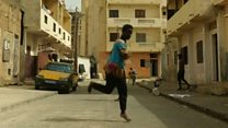Meet the urban dancers of Dakar