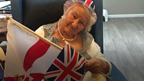 Twelfth comes early for nursing home's 'Orange Lil'