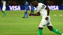 Maxwel Cornet rêve d'une finale avec le Sénégal