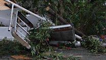 Violent storm leaves seven dead