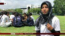 हिजाब वाली क्रिकेटर्स
