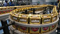 """Lavazza boss: """"Bring in new blood"""""""