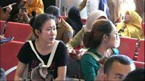'بازماندگان قربانیان سقوط بوئینگ 'فریب خوردهاند