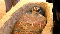 باز شدن دالانهای هرم 4 هزار و 500 ساله مصر به روی گردشگران
