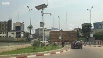 Why Cameroon get funny junction names