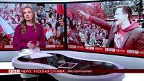 В Москве требуют пустить оппозицию на выборы | ТВ новости