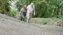 World's steepest street record bid: An uphill task
