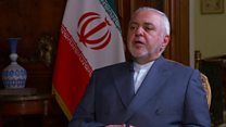 Accident in Gulf could lead to war - Iran's Zarif