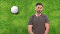 The Open: A guide to golf terminology