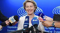 وزیر دفاع آلمان؛ نامزد ریاست کمیسیون اروپا
