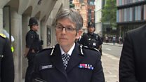 London bridge officers stopped 'murderous attack'
