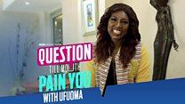 Ufufoma Mcdermott share secrets of her smile