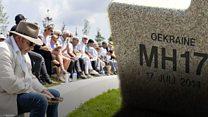 Пять лет гибели MH17: как прошли акции памяти жертв крушения Боинга