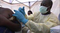 وضعیت اضطراری ابولا در کنگو