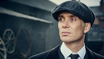 'I love Thomas Shelby, I can feel his face'
