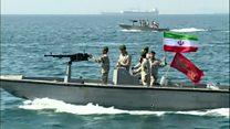 توقیف یک نفتکش در تنگه هرمز از سوی ایران