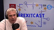 Brexitcast questions Barclay on Johnson