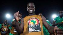 A visit to footballer Sadio Mane's hometown