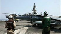 ماجرای پهپاد سپاه: ادعاهای ضد و نقیض ایران و آمریکا