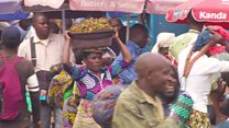 درخواست برای رسیدی به وضعیت اضطراری ابولا در کنگو