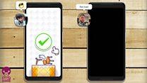 ألعاب إلكترونية يمكن مشاركتها عبر تطبيقات المحادثات والدردشة على الإنترنت