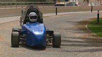 تطوير سيارات تحاكي سيارات سباقات فورمولا 1 في جامعة الفيصل في السعودية