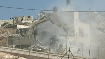 Israel demolishes 'illegal' Palestinian homes