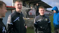 Battle at the bottom: Fort William FC hit the road for an away game at Lossiemouth