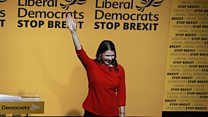 Lib Dems elect their youngest ever leader